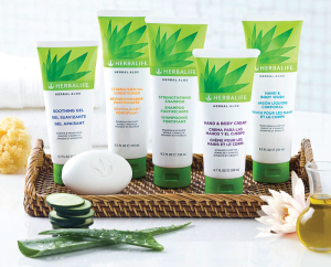 Herbal Aloe Set