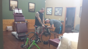 Bike Fit Sesssion 1