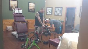 Bike Fit Sesssion 1
