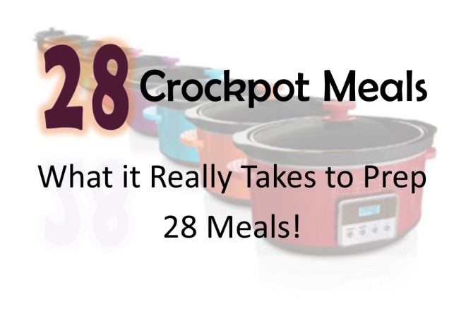 crockpot meal planning recipe slow cooker