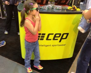 Future CEP model and runner!