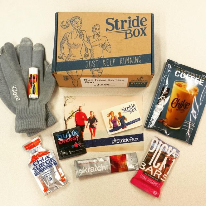 Stridebox running runner run inspiration review skratch chike vitalyte gloves gear picky bar
