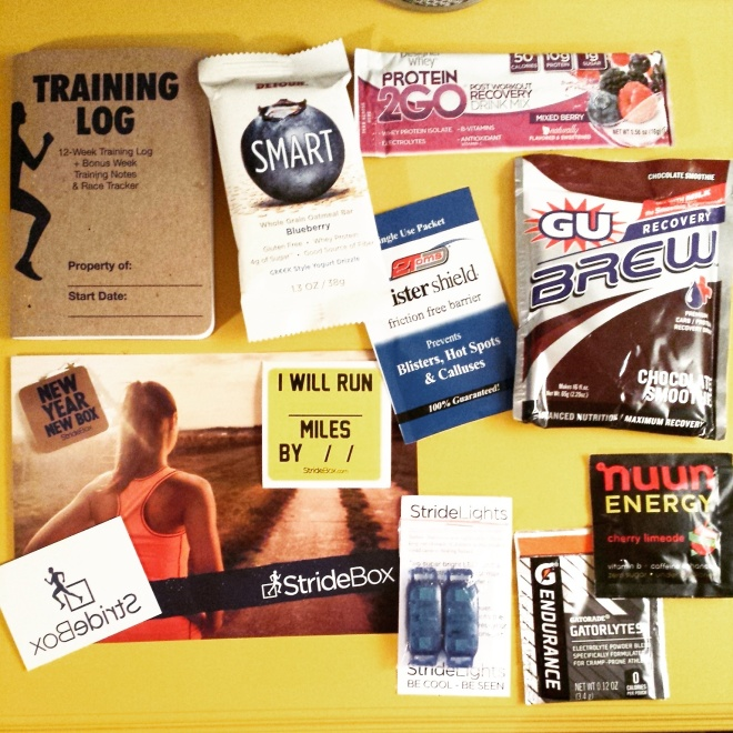 stridebox run runners nutrition protein recovery